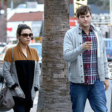 Mila Kunis and Ashton Kutcher Out After Engagement News