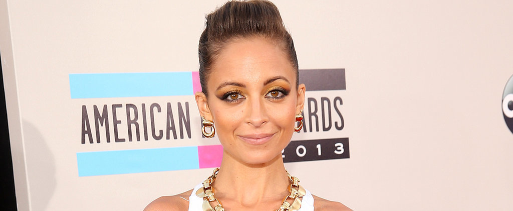 Nicole Richie Makes a Bold Hair Change