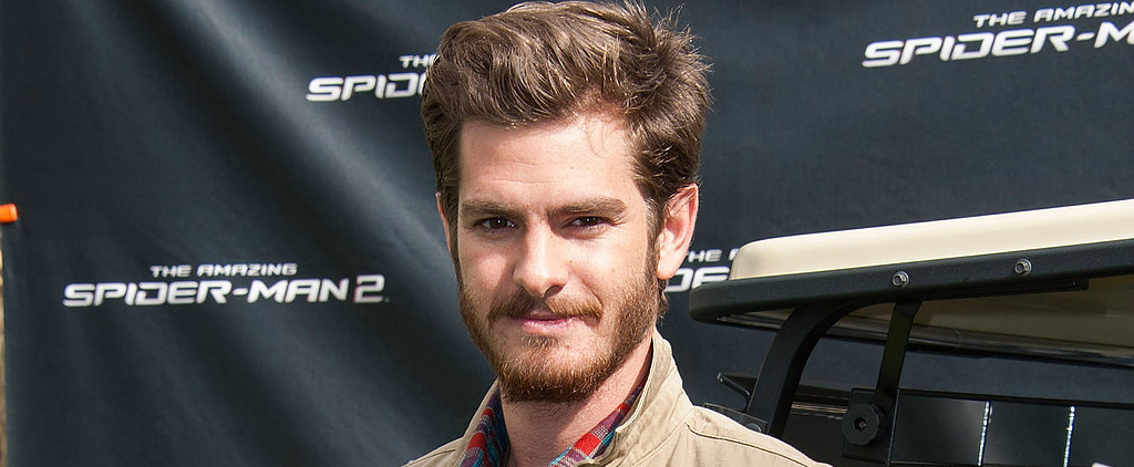 What Happened to Andrew Garfield on Sunday?