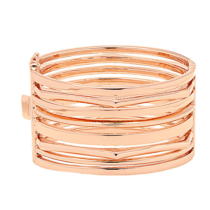 InStyle & Nine West Statement Cuff