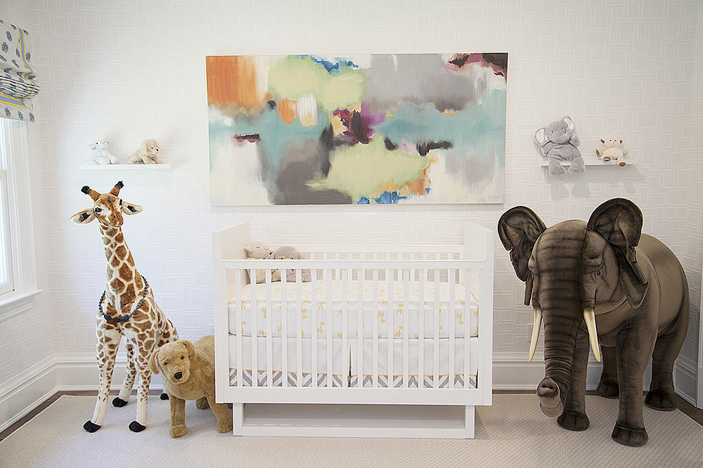 It's a Jungle in Here! A Sweet Safari Nursery