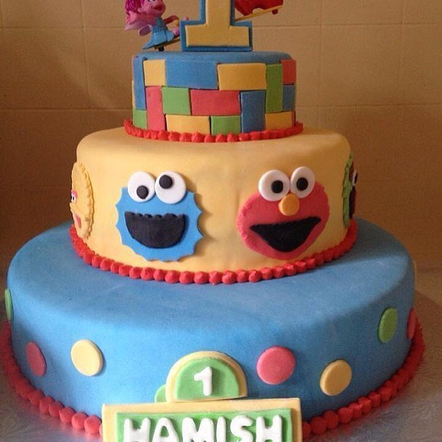 Happy Birthday, Hamish!