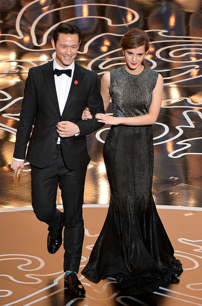 Cutest Couple That Isn't Actually a Couple: Emma Watson and Joseph Gordon-Levitt