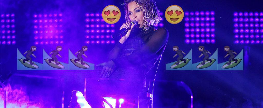 """Beyoncé 2.0: Emojis Get Frisky in This """"Drunk in Love"""" Video"""