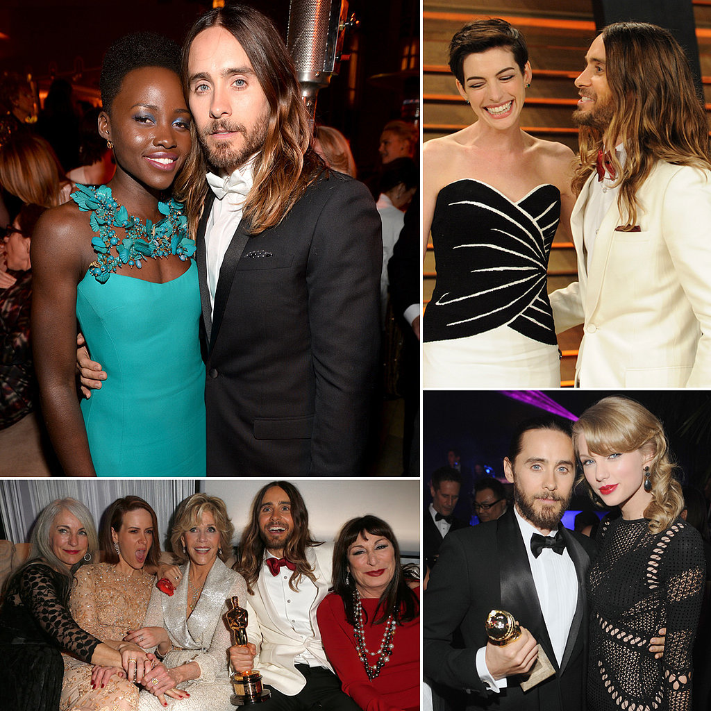 Gallery images and information: Jared Leto And Kristen Stewart