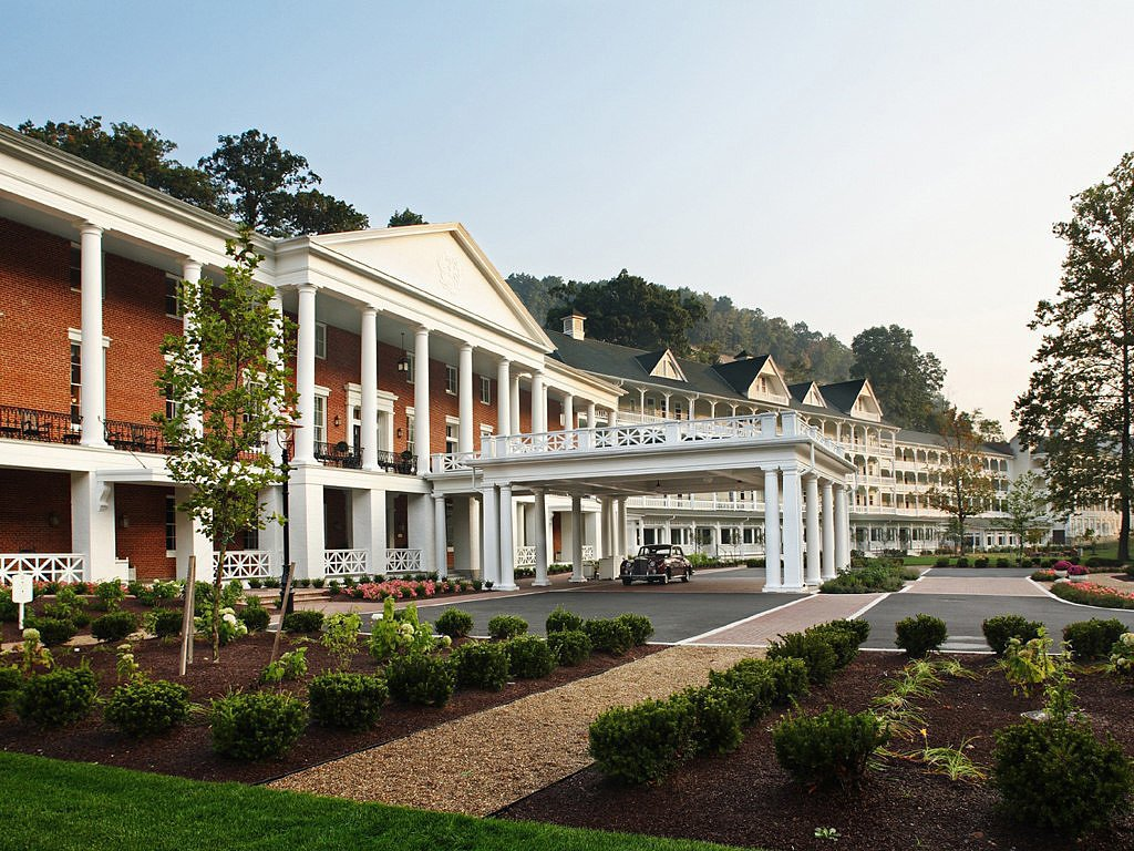 Omni Bedford Springs Resort and Spa — Bedford, PA