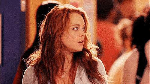 Then, in 2004, Mean Girls captivated us . . . and we fell for Lindsay. Hard.