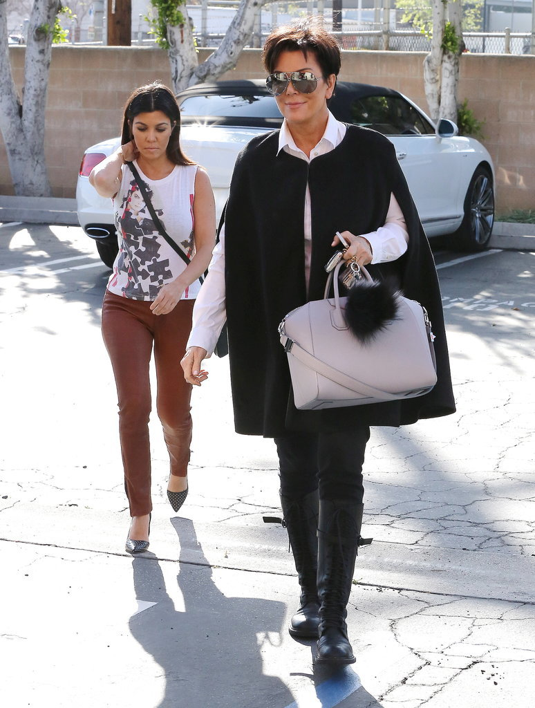 This Is How Kim Kardashian Does a Casual Day