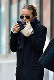 Mary-Kate Olsen in New York