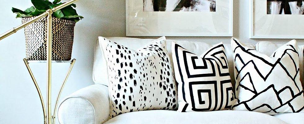 DIY Your Way to Designer Pillows