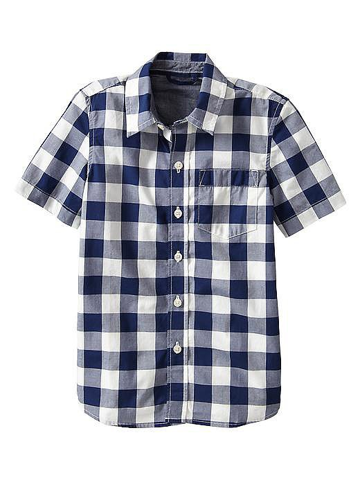 Gingham: For Him