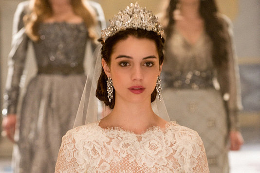 Will Mary Be a Runaway Bride on Reign?
