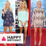 31 Reasons Why Carrie Underwood's Legs Should be Insured