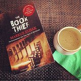 "Alexlondon23 shares a pic of The Book Thief, adding, ""This book is indescribably beautiful."""