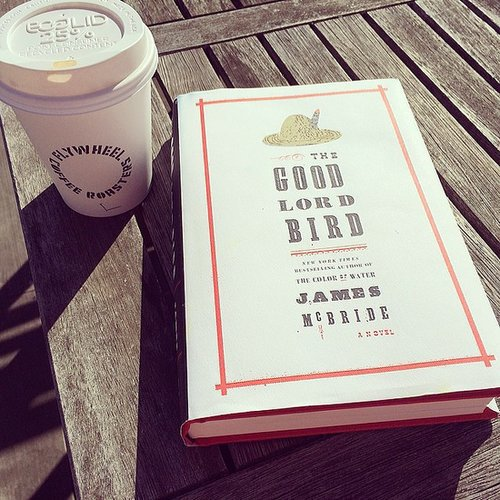 "Spicytunes writes, ""Sunny Sunday means rooftop reading."""