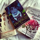 Hzl_sp shared her February reads.