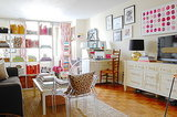 My Houzz: Sweet Sophistication for a Manhattan Studio (16 photos)