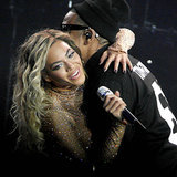 Beyonce and Jay Z in London
