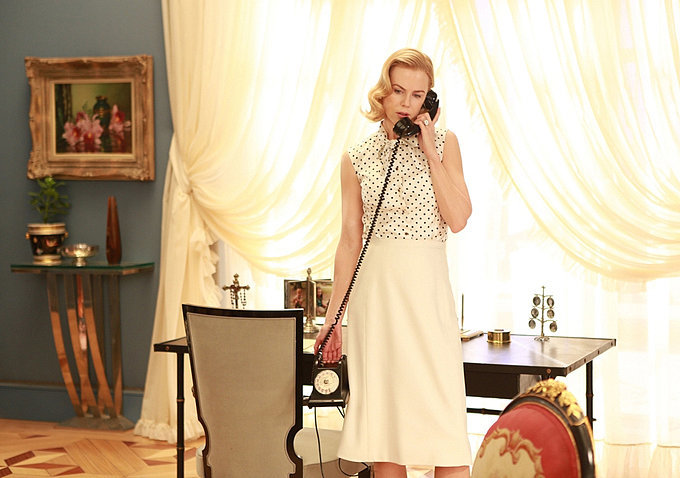 Nicole Kidman as Grace of Monaco