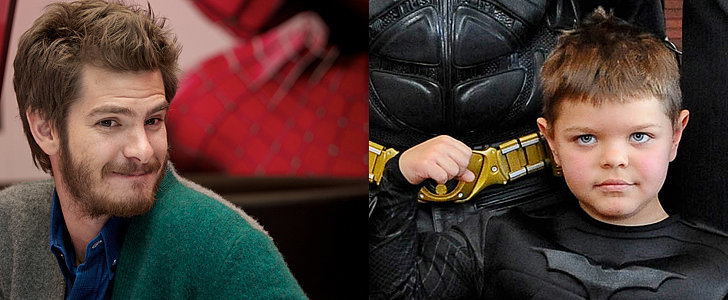 In Defense of Andrew Garfield: He Took Batkid to Disneyland