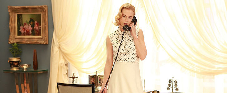 We're Obsessed With These Pics of Nicole Kidman as Grace Kelly
