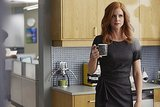 'Suits' Exclusive Interview: Sarah Rafferty on Protecting Mike's Secret, Love and Romance