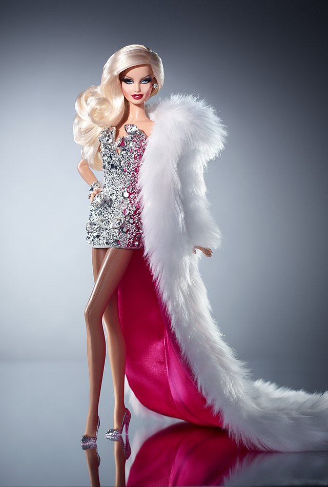 (Not) Drag Queen Barbie