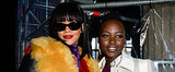 We're Taking Selfies With Lupita and Rihanna Today on POPSUGAR Live!