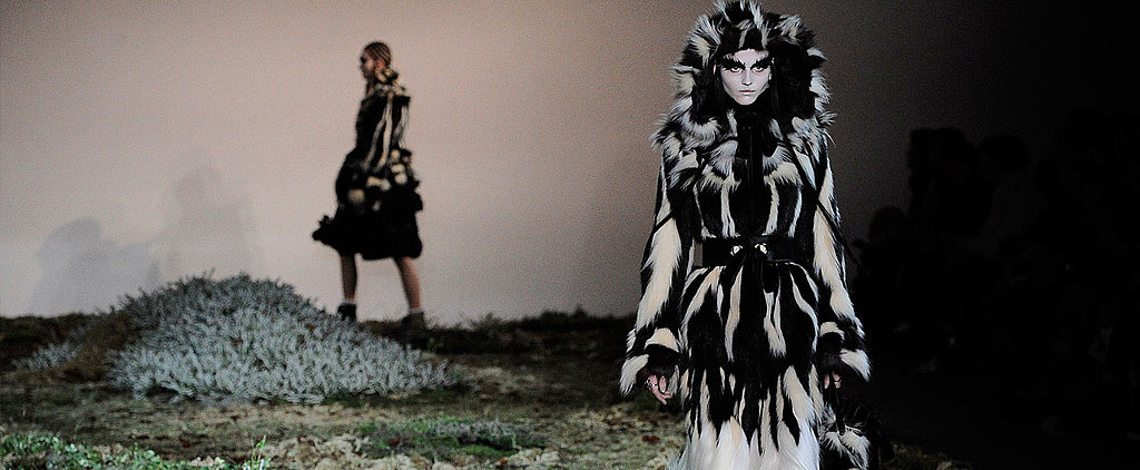 It's Another World at Alexander McQueen