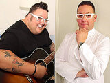 MasterChef Judge Graham Elliot Loses Nearly 150 Lbs. - See His  Transformation