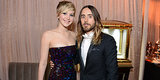 Jared Leto Wonders If Jennifer Lawrence's Oscars Antics Were 'An Act'