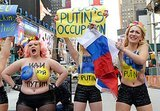 Ukraine's Topless Feminists Are Here and They're Recruiting