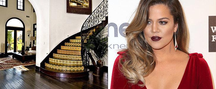 Khloé Kardashian Buys Justin Bieber's Calabasas Mansion