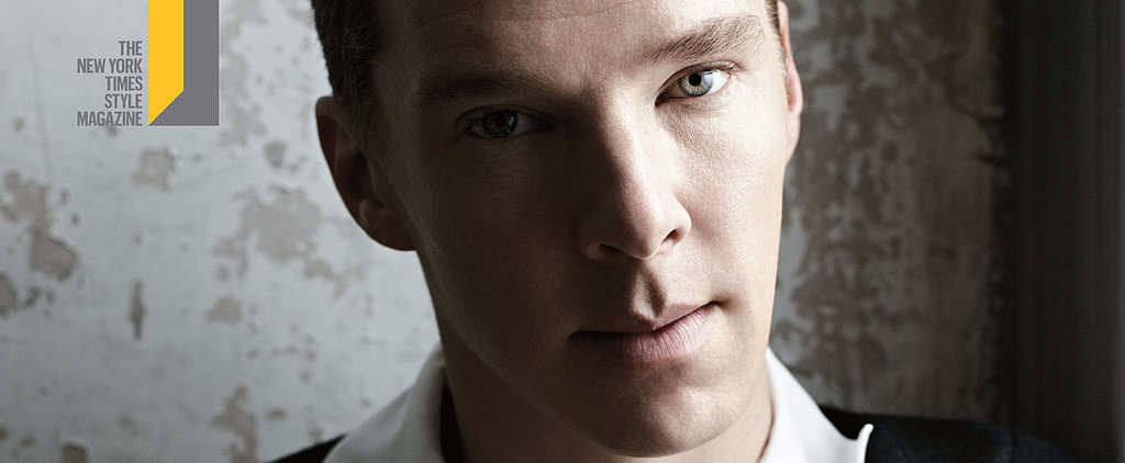 6 Things We Learned From Benedict Cumberbatch's New Interview