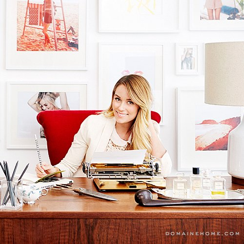 Lauren Conrad's Home Pictures