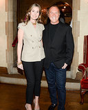 Aerin Lauder and Michael Kors