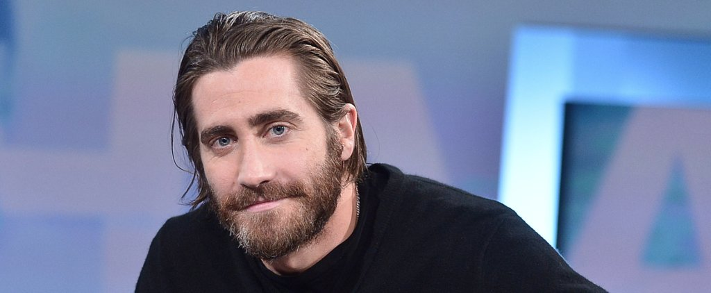 What Do You Think of Jake Gyllenhaal's Beard?