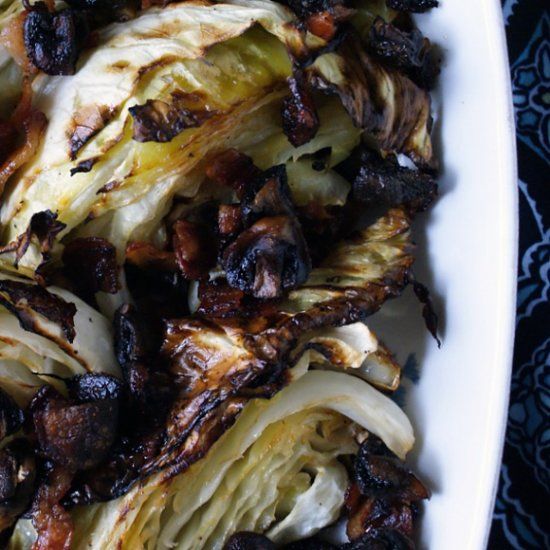 Buck Tradition and Roast Cabbage This St. Patrick's Day