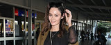 Steal Nicole Trunfio's Chic Airport Style