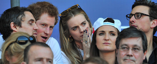 Is Prince Harry Taking the Next Big Step With Cressida Bonas?