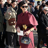 Miroslava Duma's Street Style