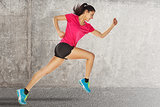 End of Your Run With Sprints