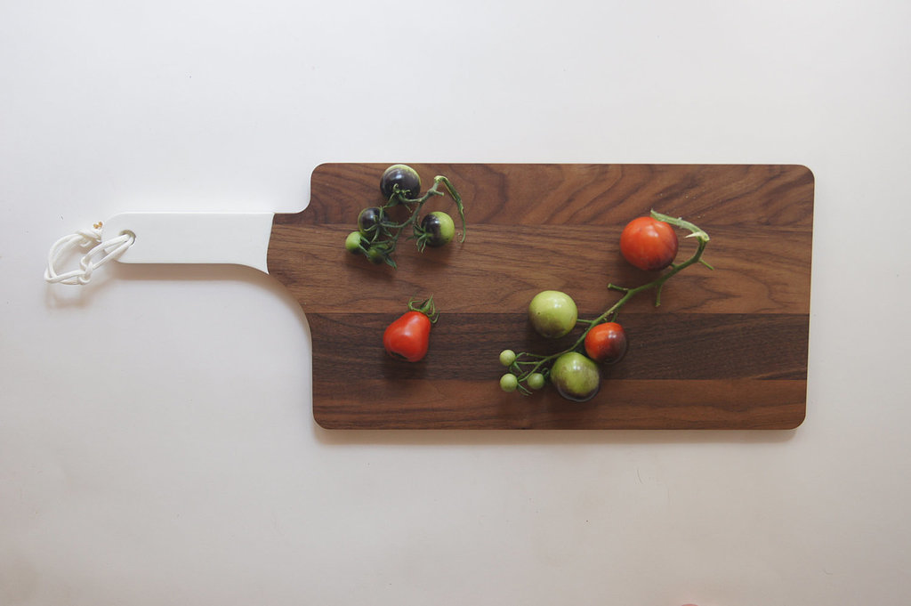 Wine-and-cheese night will be given a serious upgrade with this cutting board ($62). It's a fuss-free way to display a spread, and it makes a great hostess gift, too!