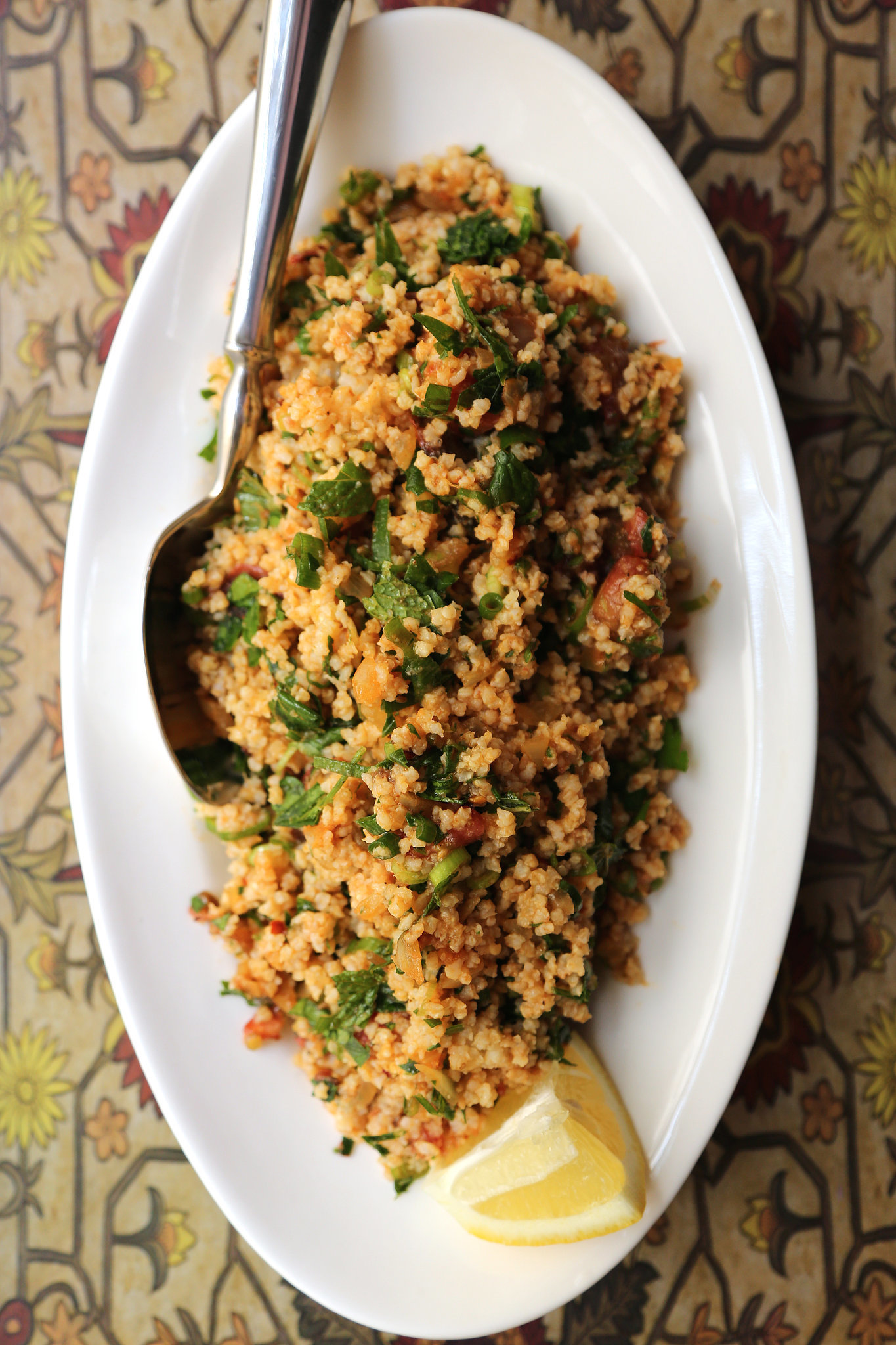 Fast, Easy, Healthy Recipe For Quinoa Tabbouleh | POPSUGAR Food