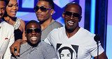 Kevin Hart and Jamie Foxx Join Forces for 'The Black Phantom'