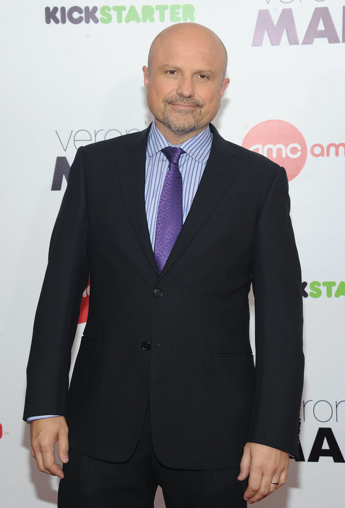 Enrico Colantoni Suited Up Well, Too