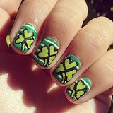 You'll Want to Copy St. Patrick's Day Nail Art From Instagram