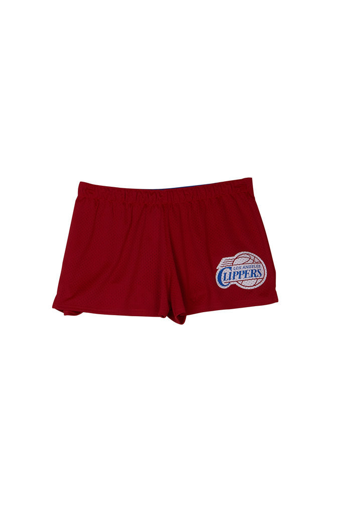 Forever 21 x NBA Clippers Shorts