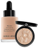 Giorgio Armani Maestro Foundation and Belladonna Highlighter