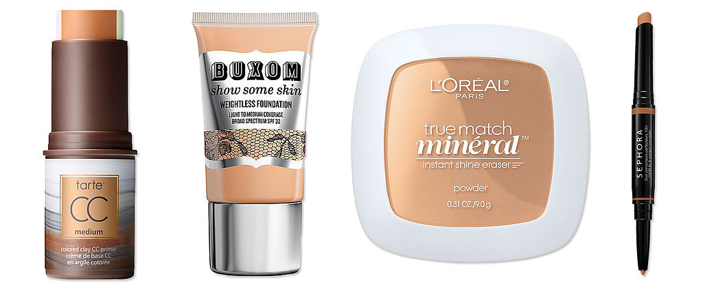 Strip Down Your Spring Makeup With Light-Coverage Foundations